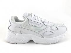 Adidas Falcon Leather White