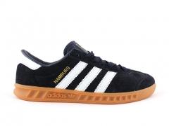 Adidas Hamburg Navy/White/Gum