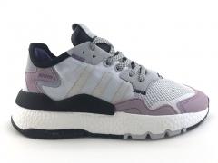 Adidas Nite Jogger Grey/Purple/Black