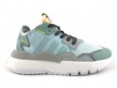 Adidas Nite Jogger Turquoise/White