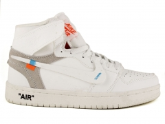 Air Jordan 1 Retro Off-White White