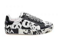 Dolce & Gabbana Portofino Panda White/Black
