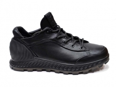 Ecco Exostrike Leather All Black