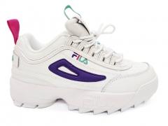 Fila Disruptor 2 White/Purple/Pink/Mint