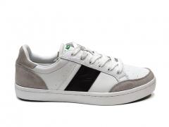 Lacoste Courtline White/Black/Beige