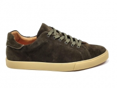 Loro Piana Freetime Walk Suede Khaki LP13