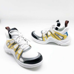 Louis Vuitton Sneaker Archlight White/Yellow