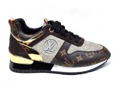 Louis Vuitton Run Away Brown/Gold LV20
