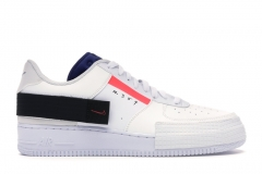 Nike Air Force 1 Low Type White
