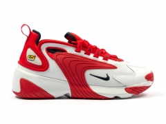 Nike Zoom 2K White/Red