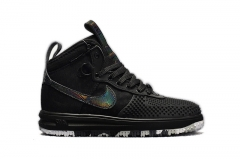 Nike Lunar Force 1 Duckboot Black/Camo/Stars
