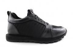Philipp Plein Sneakers Black Leather PP4