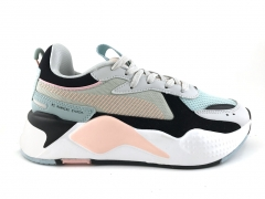 Puma RS-X Tracks White/Peach/Blue