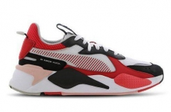 Puma RS-X Toys Black/Hibiscus/White