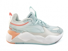 Puma RS-X Tracks Aqua/Grey