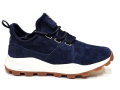 Timberland Brooklyn Lace Oxford Navy