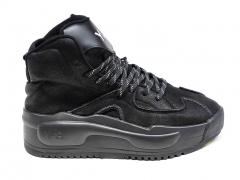 Y-3 Hokori Black Leather AY20