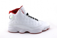 "Air Jordan 13 Retro ""Alternate"" White/Red"