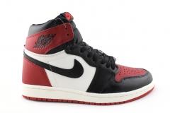 """Air Jordan 1 Retro """"Bred Toe"""""""