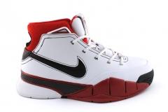 Nike Zoom Kobe 1 Protro White/Black/Red