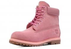 Timberland 6-inch Pink (без меха)