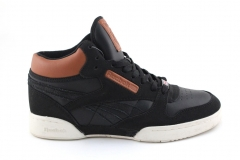Reebok Classic Exertion Mid Black/Brown