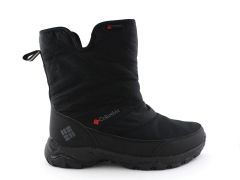 Дутики Columbia Waterproof Black D19 (с мехом)