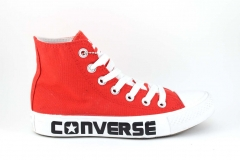Converse Chuck Taylor All Star High Top Red/White
