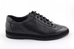 Gucci Sneaker Black Leather gcc3