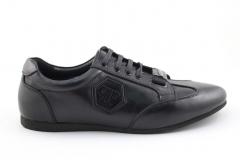Philipp Plein Lo-Top Sneakers Black PP1