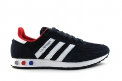 Adidas L.A. Trainer Navy/White/Red