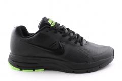 Nike Air Pegasus 30 Black Leather/Green