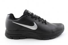 Nike Air Pegasus 30 Black Leather/Silver
