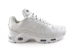 Nike Air Max Plus TN White Leather