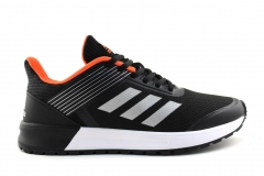 Adidas Cloudfoam Super Black/White/Orange