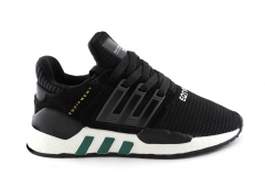 Adidas EQT Support 91/18 Black/White/Green