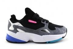 Adidas Falcon Black/Grey