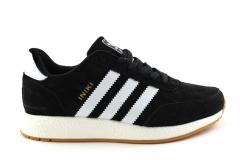 Adidas Iniki Runner Black/White Suede