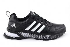 Adidas Marathon TR 13 Black Leather