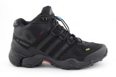 Adidas Terrex Fast R Mid GTX Black