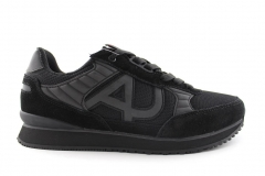 Armani Jeans Sneakers Black