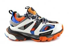 Balenciaga Track Trainers Orange