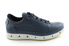 Ecco Cool Blue Leather/Gum