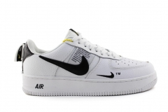 Nike Air Force 1 Low '07 LV8 Utility White/Black