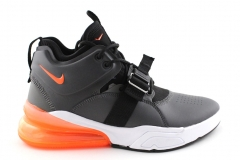 Nike Air Force 270 Grey/Orange