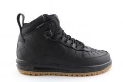 Nike Air Force 1 Duckboot Black