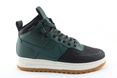 Nike Lunar Force 1 Duckboot Green/Black