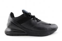 Nike Air Max 270 Black Leather 2