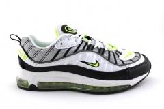 Nike Air Max 98 White/Grey/Green