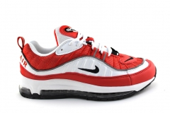 Nike Air Max 98 White/Red/Black